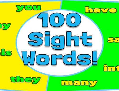 100 Sight Words Collection for Children – Dolch Top 100 Words by ELF Learning