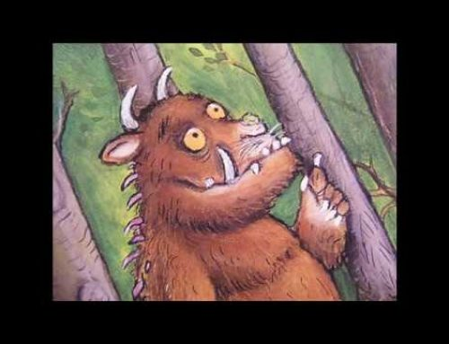 The Gruffalo – Narrated by Pad (the full, proper, unadulterated version)