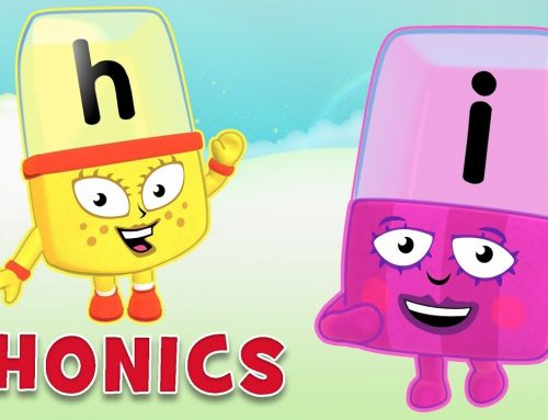 Phonics – Easy Level Spelling | Learn to Read | Alphablocks