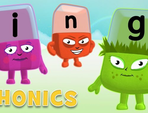Phonics – Medium Level Spelling | Learn to Read | Alphablocks