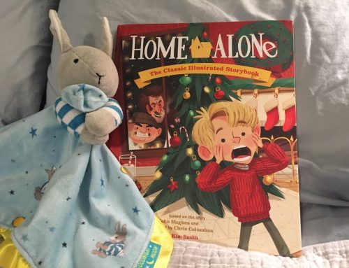 Bedtime Stories – Home Alone the Classic Illustrated Storybook