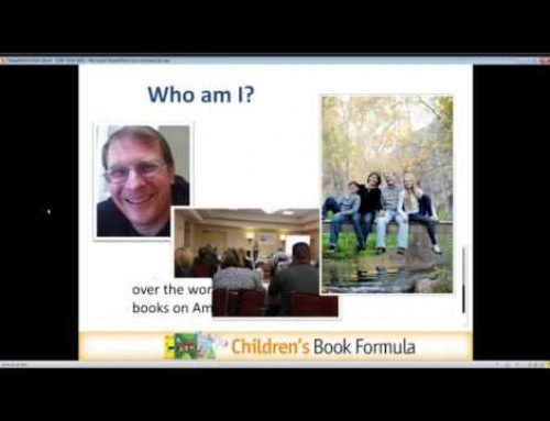 Children Kindle book publishing