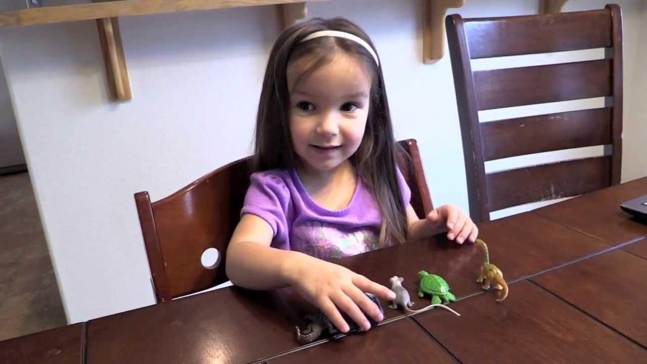 Pre-Reading Activity for Preschool