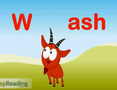 Beginning Readers Grammar Phonics Lesson, Ending Consonant Blends