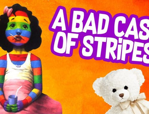 A Bad Case of Stripes by David Shannon| Children's Book Read Aloud | Storytime With Ms. Becky