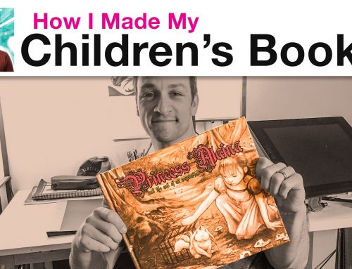 How I Made My Children's Book
