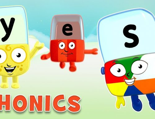 Phonics – Improve Basic Spelling | Learn to Read | Alphablocks