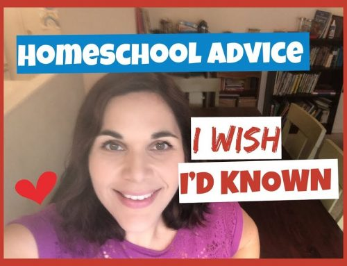 Honest Homeschool Advice | Tips for Homeschooling